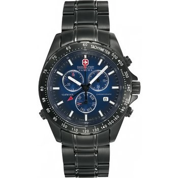 Swiss watch Swiss military hanowa Navigator 06-5100.13.003